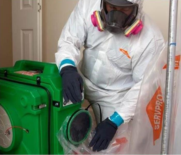 Highly Trained Technician Ready to Clean Up West El Paso Home's Sewage Backup